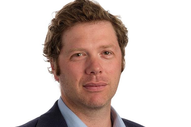 Adam Treslove, head of corporate affairs, Student Loans Company
