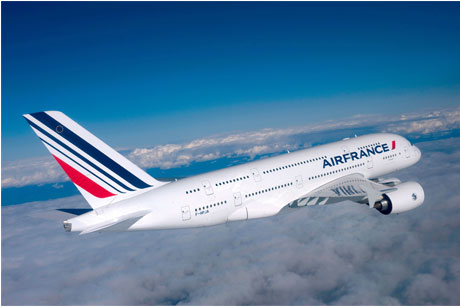 Air France-KLM: flies to 167 destinations in 93 countries