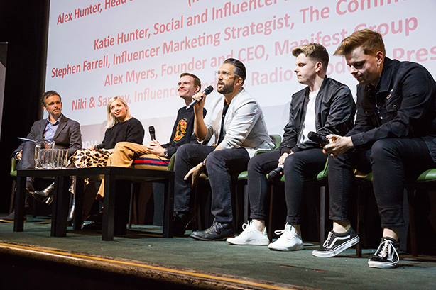 Manifest CEO Alex Myers says influencer campaigns should focus on brand advocacy.