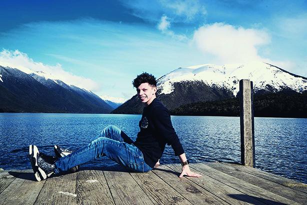 50 hot new influencers: Alex Brooks, aka MarzBarVlogs