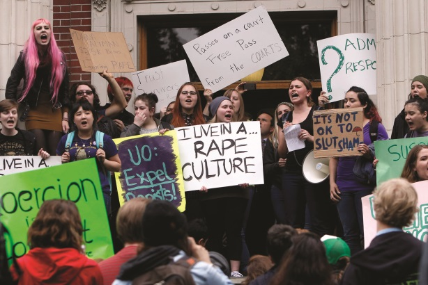 After protests by students at various colleges, the White House launched an effort in 2014 to combat sexual assaults on campus.