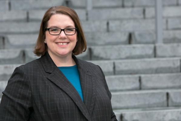 Angie Schneider, president of Porter Novelli Asia-Pacific