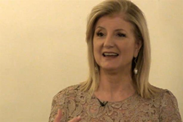 Arianna Huffington: president and editor-in-chief of The Huffington Post Media Group