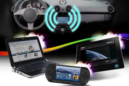 Brand drive: CSR technology