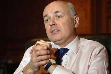 Iain Duncan Smith: behind the controversial reforms