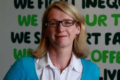 Lynda Thomas: new role