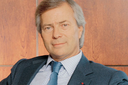 Group chairman: Vincent Bolloré
