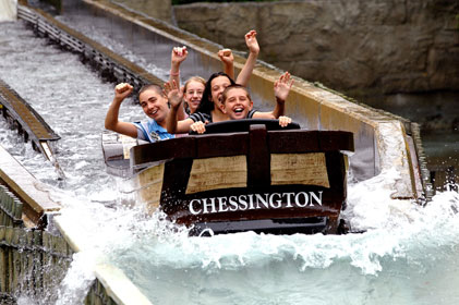 Appointing Clarion for PR: Chessington World of Adventures