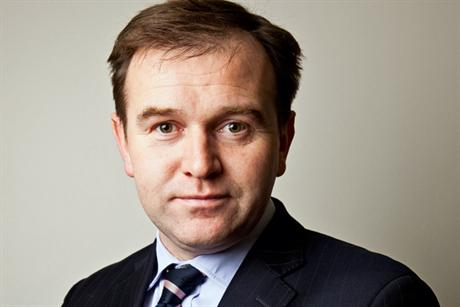 George Eustice: 'Ed Miliband clings to the old Blairite line on Europe, as does Douglas Alexander, but both know it is out of date.'