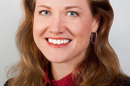 Chamberlain PR's UK director: Katherine Vince