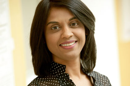Asmita Kapadia: global head of corporate comms at Hermes
