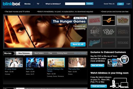 Video-on-demand: Blinkbox