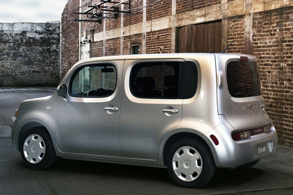 UK launch: Nissan Cube