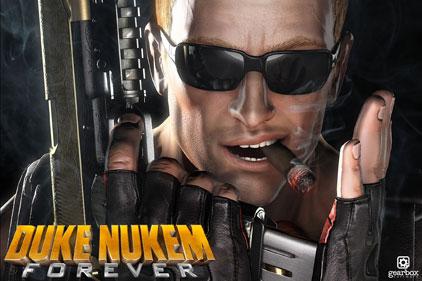Tweet: Duke Nukem Forever