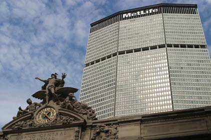 Expansion plans: MetLife's HQ in New York