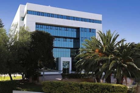Bank of Cyprus HQ: the bank announced major investment last week