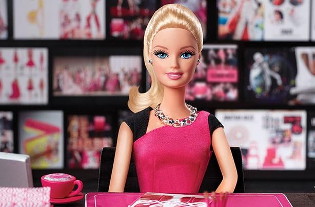 Mattel brand Barbie
