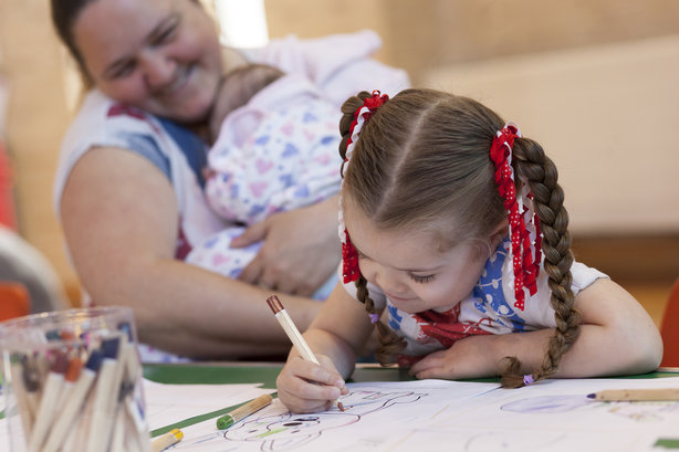 The Big Lottery Fund is seeking an agency partner to deliver a far reaching child-development campaign (pic credit: Jenna Selby)