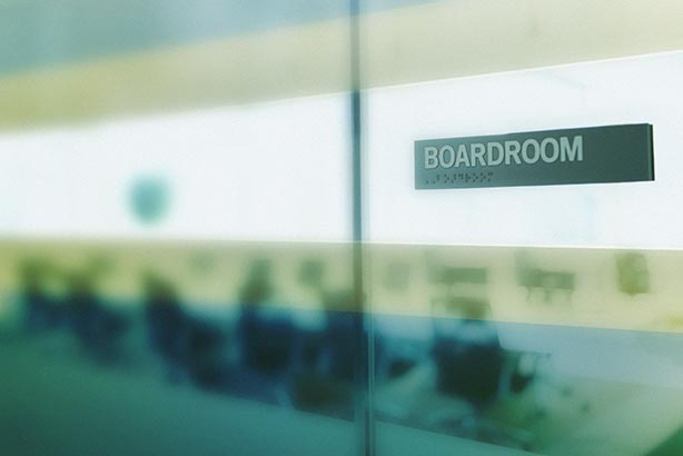 Are PR professionals under-represented in the boardroom? (©ThinkstockPhotos)