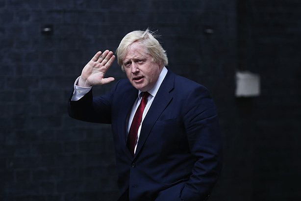Boris Johnson has several comms challenges to overcome as he takes the keys to Number 10. Photo: Getty Images