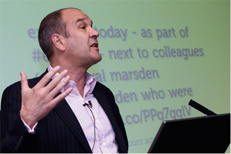 Dean Royles: NHS Employers chief executive