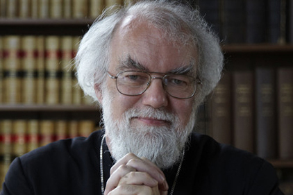 Rowan Williams: joins protest against welfare reforms