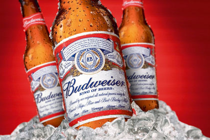 Launching consumer comms: Budweiser