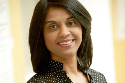 Newly appointed: Asmita Kapadia
