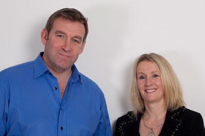 Founding Open Health: David Rowley and Sandy Royden