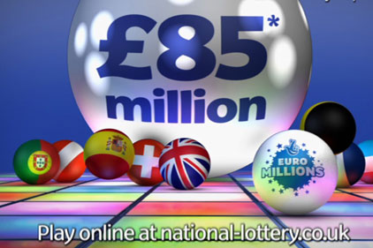 National Lottery: 15th anniversary