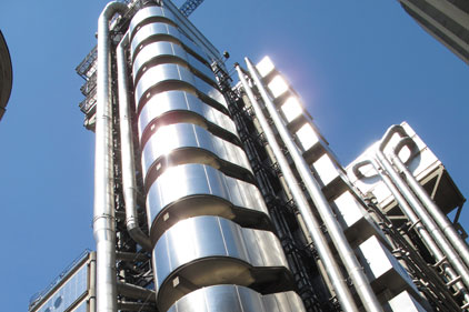 Lloyds Building: centre for UK insurance industry