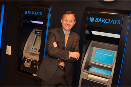 Banking on change: Barclays' new CEO Antony Jenkins
