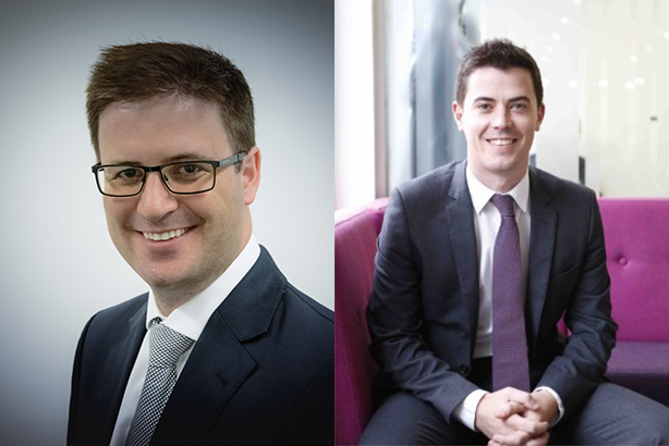 Josh Cameron (left) and Mike Archer are bolstering the FTI public affairs team in London