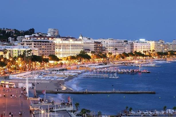 Visitor numbers to Cannes may be down but there is still plenty of inspiration on offer.