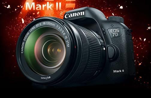Canon's EOS 7D Mark II