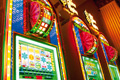 Casinos: plans were shelved