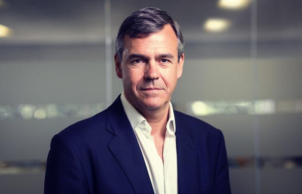 Charles Lewington, managing director