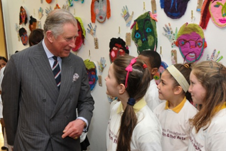 Royal appointment: Kyriacou will handle PR for Prince Charles' 16 charities