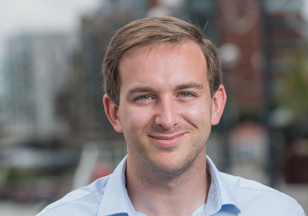 Chris Blackwood: The PRWeek 'Young PR Professional of the Year' has been made partner at Third City
