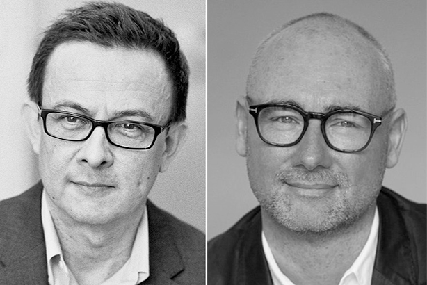 New EMEA leaders: MD Peter Low (left) and VP of sales Keir Fawcus.