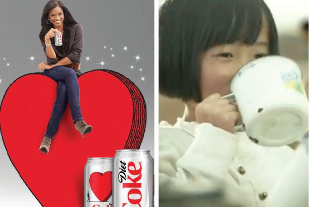 Diet Coke's The Heart Truth