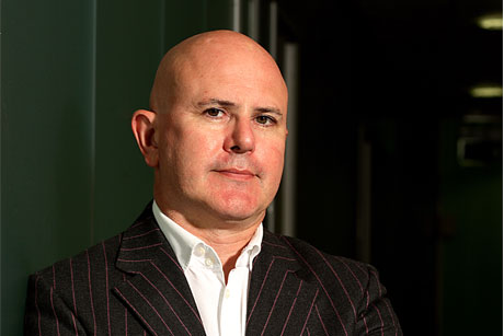 Colin Byrne: Weber Shandwick UK and EMEA CEO