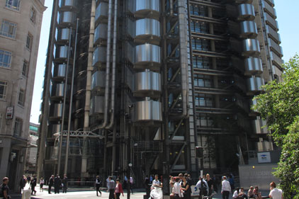 Lloyds of London HQ: Lloyds Building