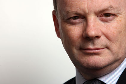 Newly appointed: Richard Sambrook