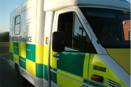 Co-ordinated response: The NARU monitors ambulance services