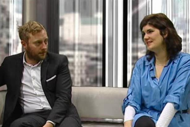 PRWeek podcast: Warren Johnson and Rebecca Grant