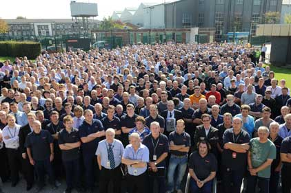 Battle for Brough: BAE workers