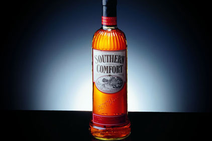 Southern Comfort: consumer brand account to Frank