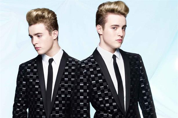 The X Factor: ex-contestants Jedward