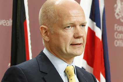 'Didn't need' to talk of wife's miscarriage: William Hague